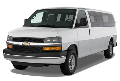 12-15 Seater Luxury Minivan Hire in Florida by TailorMadeFlorida.com