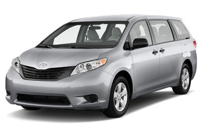 8 Seat Luxury Minivan Hire in Florida by TailorMadeFlorida.com