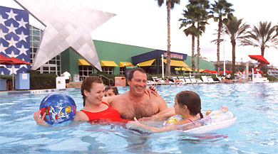 Holidays in Disney's All-Star Sports Resort by TailorMadeFlorida.com