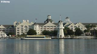 Holidays in Disney's Yacht and Beach Club by TailorMadeFlorida.com