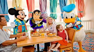 Disney Dining Plan restaurants by TailorMadeFlorida.com