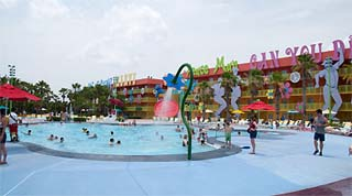 Holidays in Disney's Pop Century Resort by TailorMadeFlorida.com