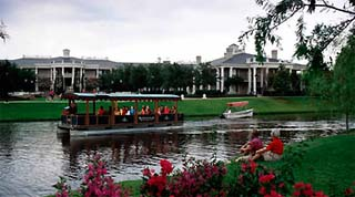 Holidays in Disney's Port Orleans French Quarter by TailorMadeFlorida.com