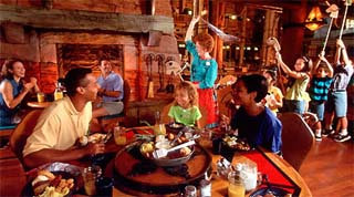 Holidays in Disney's Wilderness Lodge by TailorMadeFlorida.com