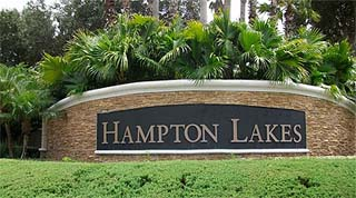 Holidays in Hampton Lakes by TailorMadeFlorida.com