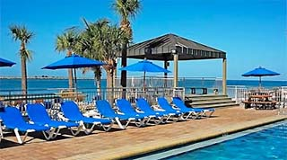 Holidays in Quality Hotel on the Beach by TailorMadeFlorida.com