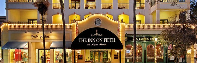 Holidays in The Inn on Fifth by TailorMadeFlorida.com