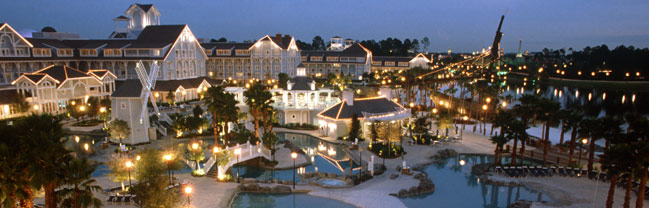 Holidays in Disney's Beach Club Resort by TailorMadeFlorida.com