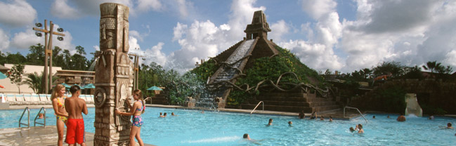 Holidays in Disney's Coronado Springs Resort by TailorMadeFlorida.com